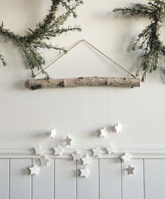Step 14: Illuminate Your Wall With Clay Stars
