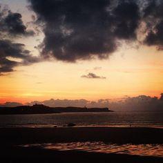 Momentos #somo #happy #love #cantabria #tierruca #sunset #santander #volveremospronto