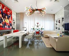 4 modern interior design ideas and color trends