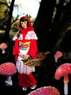 童話の世界のような豆千代スタイリング☆ : 豆千代Web blog