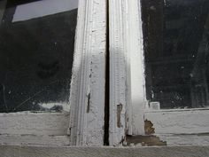 Deteriorated windows by Historic Chicago Bungalow Association, via Flickr