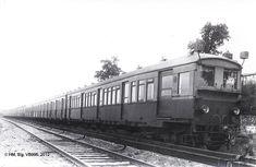 Erste Elektrische S-Bahn Zuege fuer Berlin 1924
