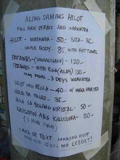 ang haba! Funny Signs, Funny Jokes, Hilarious, Filipino Humor, Tagalog Quotes, Filipino Culture, Barong, Puns, Philippines