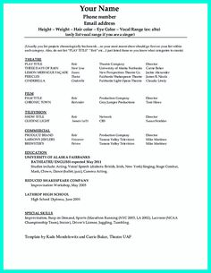 dance resume can be used for both novice and professional dancer most job of dancer. Resume Example. Resume CV Cover Letter