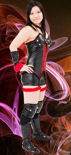 Apple Miyuki - Japanese Female Wrestling