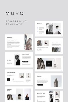 MURO + Big Bonus Keynote Template 75329 is part of pencil-drawings - MURO Keynote Presentation + 10 Architecture Stock Photos & 4 Psd Mockups IncludedClean, modern and minimal Keynote Template This clean and creative layout Layout Design, Design De Configuration, Design Retro, Design Food, Graphisches Design, Slide Design, Flat Design, Graphic Design Layouts, Design Posters