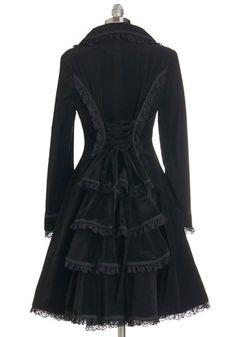 History of Haute Style Coat | Mod Retro Vintage Coats | ModCloth.com