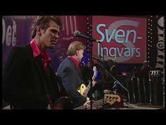 Minnestal till Sven-Erik Magnusson i Löfbergs Arena (FBK) - YouTube