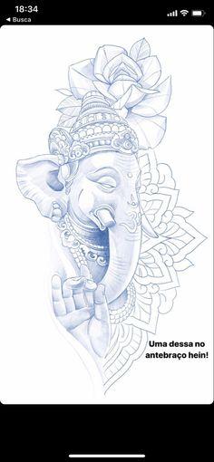 Buddha Tattoo Design, Shiva Tattoo Design, Buddha Tattoos, Mandala Tattoo Design, Tattoo Design Drawings, Tattoo Sleeve Designs, Tattoo Sketches, Sleeve Tattoos, Ganesha Tattoo Mandala