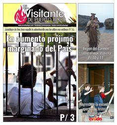 Portada #28 (10 al 16 de julio de 2016 #SemanarioCatólico #Prensa #Católica #IglesiaCatólica #Fe #Noticias