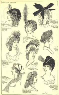 ... Hat Shop Gallery :: Chapter 12 - ... | regency hats, caps and