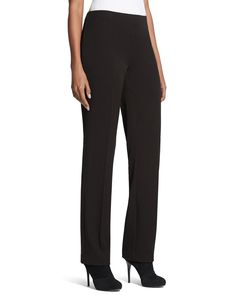 Chico's Women's Metro Trouser, Black, Size: 00 (0/2, XXS)