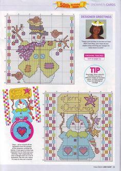 Gallery.ru / Фото #26 - Cross Stitch Card Shop 50 - WhiteAngel