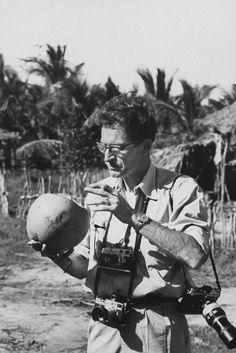 Larry Borrows - Vietnam War photographer.