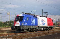 BR 182 ÖBB Euro 2008 Frankreich