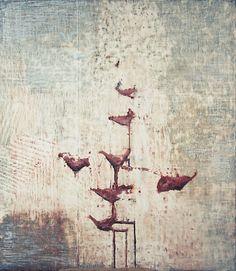 artist: John Brown @ Olga Korper Gallery