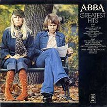 Abba - the original Greatest Hits. I have very particular memories of this album