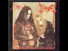 Morbid (Split With Mayhem) - Winds Of Funeral