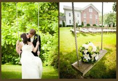 Beautiful & chic country wedding