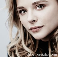 Chloe Grace Moretz Beautiful Face | Chloe Moretz Hot Wallpapers