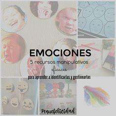 Educar en la emoción, es educar para la vida. Porque la vida son emociones, sentimientos y sensaciones. Al final nuestra felicidad no depende de lo nos pasa o de lo que pasa alrededor, sino de cómo lo