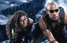 riddick | Kyra got caught by the necromangers and Riddick is just barely saved ...