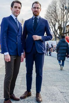 Blue Costumes, Don T Go, Classic Style, My Style, Preppy, Suit Jacket, Mens Fashion, Sexy, How To Wear