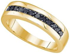 Now available on our store: 10K Yellow-gold 0.50CT DIAMOND FASHION BAND Check it out here! 10K Yellow-gold 0.50CT DIAMOND FASHION BAND