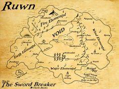 The Sword Breaker Island