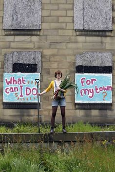 Incredible edible: Guerrilla gardeners are planting veg for the masses in West Yorkshire