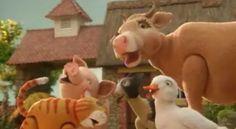 Programma 'de beestenboerderij'.