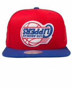 41fc0988c13 Hall of Fame - Clippers Upside Down Snapback Cap -  40