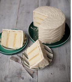 The Brown Betty Cookbook -Sallie Marie's Sour Cream Pound Cake Recipe