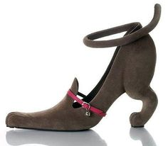 I wouldn't wear these to a dog fight.