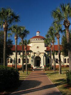 West Hall at Valdosta State University