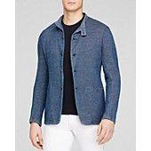 Armani Collezioni Denim Jacket - Slim Fit