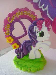 Light Goes Decorating: Mi pequeño pony.My little pony-