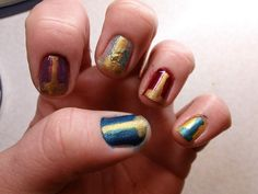 007 by My nail polish is poppin, via Flickr