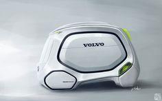 Volvo BeeHive Concept