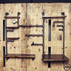 THEPIPE 선반 #pipeshelves #pipeshelving #pipedesign #pipeinterior #pipefurniture #pipe #wood #wallinterior #piperight #THEPIPE  #파이프선반 #파이프벽면선반 #파이프가구 #파이프인테리어 #벽면선반 #파이프디자인 #더파이프 by thepipe_korea