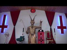 el templo de satanas AQUI PODRAS HACER UN PACTO CON EL DIABLO POR DINERO...