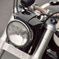 Mule Triumph Bonneville T100