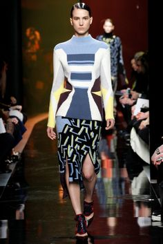 Peter Pilotto fall/winter 2014 collection