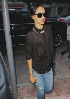 #Rihanna #fashion #style