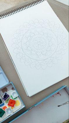 Mandala Artwork, Victoria
