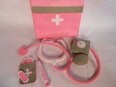 #felt toys: medical bag