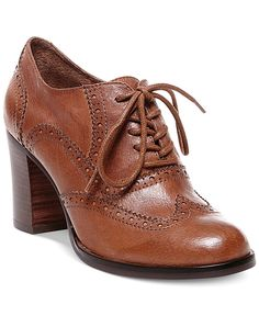 Obsessed with these Steve Madden Women's Junni Oxford Booties - Shoes - Macy's