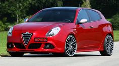 Alfa Romeo Gilulietta novitec tuning oon hd wallpapers from http://www.hotszots.eu/AlfaRomeo/WallpapersBackgroundsAlfaRomeo11.htm