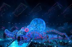 London 2012 Olympic Games: Closing Ceremonies - The Washington Post
