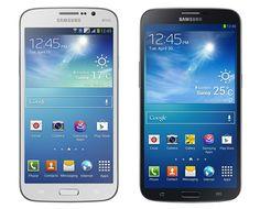 Samsung giới thiệu Galaxy Mega 6.3 và 5.8, bán ra tại châu Âu vào tháng 5